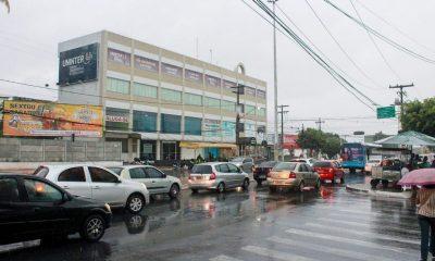 Previsão do tempo: chuva permanece até sábado em Camaçari