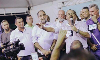 Xadrez eleitoral do Governo Elinaldo para Câmara está praticamente pronto