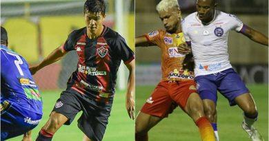 Campeonato Baiano: dupla Ba-Vi estreia na competição com resultados diferentes