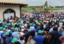 """""""Não entendi nada"""", diz Fabio Lima sobre gesto de Gilvan e Elinaldo em Jauá"""