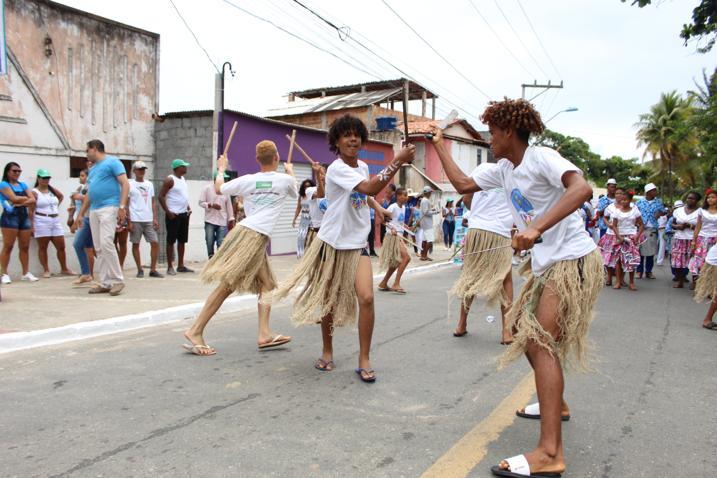 Centenária, lavagem de Barra do Pojuca celebra São Francisco de Assis com muito amor e emoção