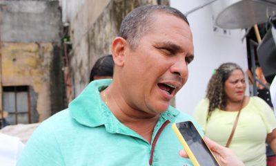 """""""Senti falta da população"""", lamenta Dentinho sobre lavagem de Barra do Pojuca"""