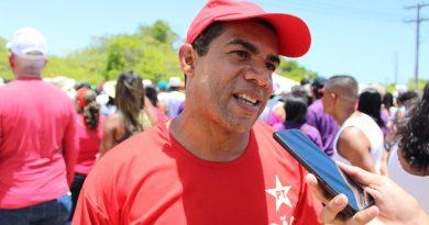 Márcio Neves sugere que diretório do PT irá definir caminho da pré-campanha na terça-feira