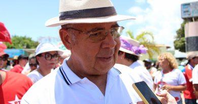 Téo Ribeiro garante que irá disputar as eleições em busca do sétimo mandato