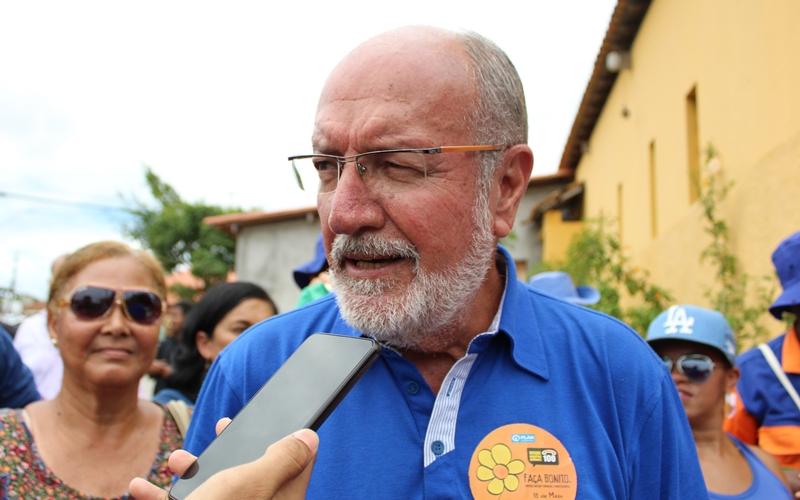 """""""Vamos ter um diálogo aberto com todos"""", afirma Tude sobre composição de partidos para eleição"""