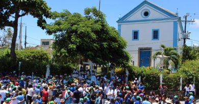 Em homenagem a São Sebastião, lavagem de Vila de Abrantes resgata memória de Camaçari