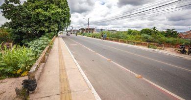 Governo constrói três novas pontes e STT altera trânsito em diversos bairros; saiba quais