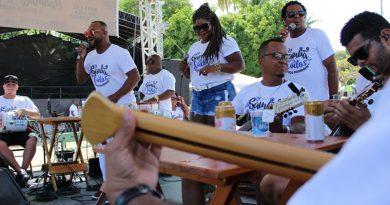 Samba na Praça realiza primeiro encontro do ano neste sábado