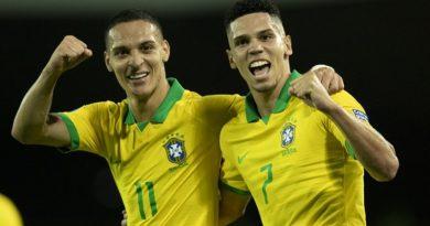 Triunfo diante do Peru marca estreia do Brasil no Torneio Pré-Olímpico