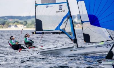 Campeonato Mundial de Vela Jovem será sediado na Baía de Todos-os-Santos