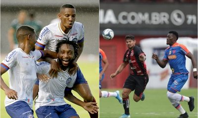 Futebol: confira os resultados de Bahia e Vitória no final de semana