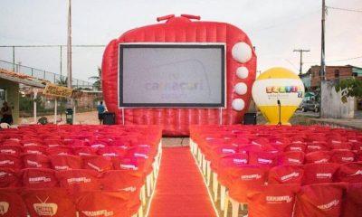 Cine Cultura 3D: Parafuso terá exibição de filme infantil gratuito nesta sexta-feira