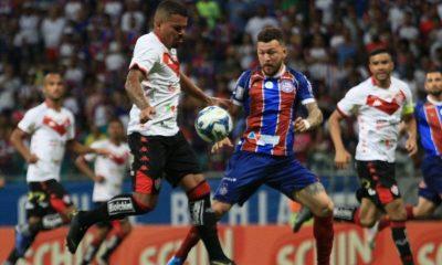 Bahia e Vitória voltam a se enfrentar neste domingo