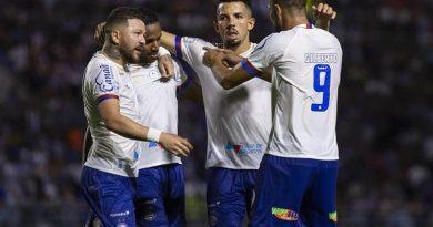 Bahia sobe colocação na Copa Nordeste após vitória contra CSA