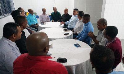Eleições: Oziel conquista apoio da Assembleia de Deus Segui a Paz