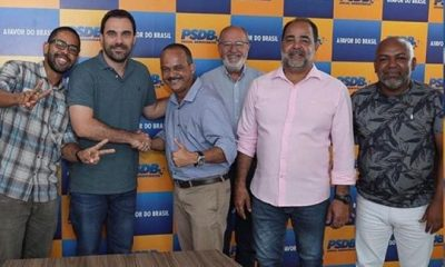 Elinaldo toma PSDB de Oziel, coloca Otaviano como presidente e enxerta três vereadores na legenda