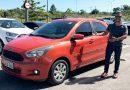 Ford Ka ajuda motorista de aplicativo a realizar sonho