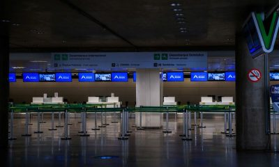 Governo proíbe temporariamente entrada de estrangeiros no Brasil