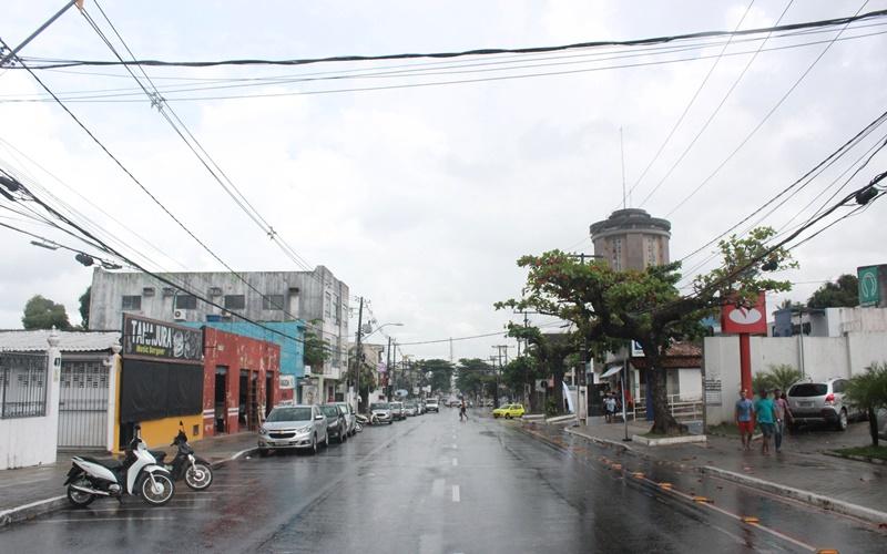 Camaçari mantém chuvas e temperatura variada no fim de semana