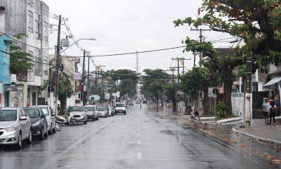 Camaçari terá fim de semana chuvoso; confira previsão do tempo