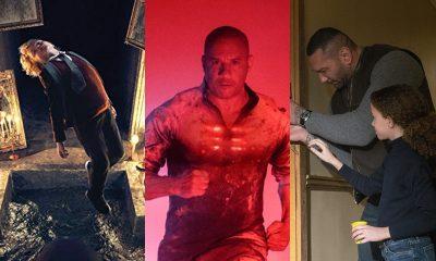 A Maldição de Espelho, Bloodshot e Aprendiz de Espiã são as estreias da semana em Camaçari