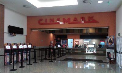 Coronavírus: Cinemark fecha salas de cinema por tempo indeterminado no Boulevard Shopping Camaçari