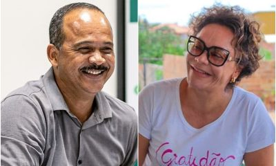 Pesquisa mostra Elinaldo com 42,6% das intenções de voto e Ivoneide com 19,6%