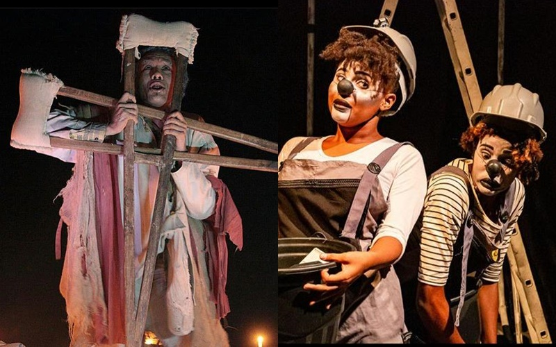 Festival de Teatro do Interior traz diversos espetáculos para Camaçari