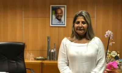 Lucia Bichara será a nova secretária do Turismo de Camaçari