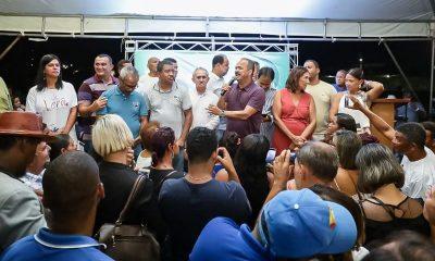 Elinaldo assina ordem de serviço para requalificação do Tudão