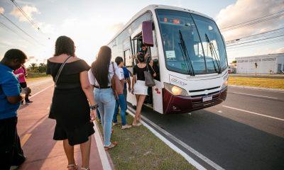 Transporte Universitário: cadastramento de novos estudantes segue até sexta-feira