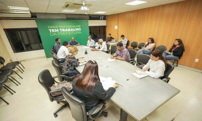 Elinaldo articula ações com HGC para barrar coronavírus em Camaçari e Região Metropolitana