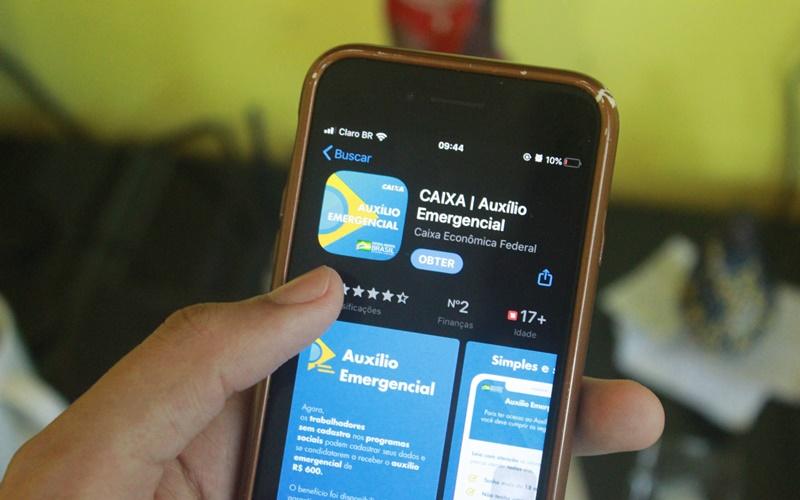 Ação realiza cadastramento do auxílio emergencial para pessoas sem internet em Camaçari