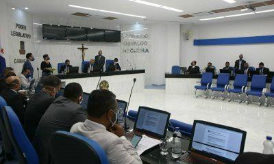 Câmara de Camaçari terá sessões virtuais a partir de terça-feira