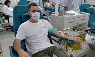 Com estoque crítico de sangue em meio a pandemia, Hemoba pede doações