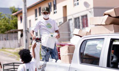 Governo mantém entrega de cestas de Páscoa no feriado e fim de semana