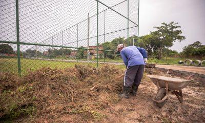 Praça do Campo no Parque das Mangabas será totalmente requalificada