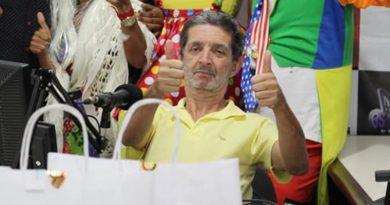 Radialista de Camaçari, Toni Paulo falece no Hospital Couto Maia