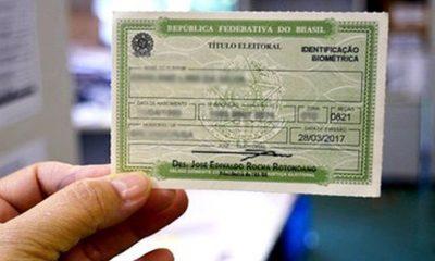 TRE-BA adotará sistema online que permite atualização de título eleitoral