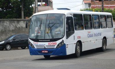 Viação Cidade Industrial vai suspender operação em Camaçari na quinta-feira