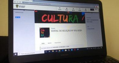 Inscrições para edital emergencial de cultura terminam nesta segunda-feira