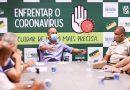 Alarmante: Camaçari chega a 247 casos de coronavírus e Elinaldo determina toque de recolher, fechamento do Centro Comercial e vias urbanas