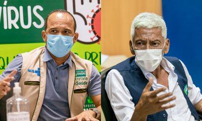 Governo cria comissão para administrar medidas de combate ao coronavírus em Camaçari