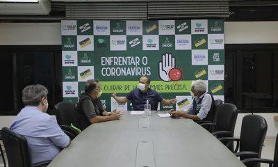 Elinaldo endurece combate ao coronavírus e ordena que fiscalização seja intensificada em áreas mais afetadas