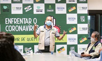 Elinaldo pretende ampliar leitos de enfrentamento ao coronavírus em Camaçari