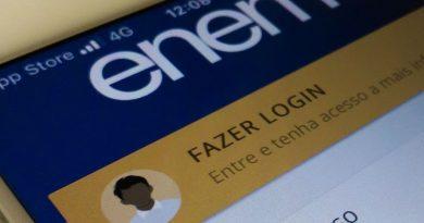 Prazo de pagamento da inscrição no Enem é prorrogado para o dia 10