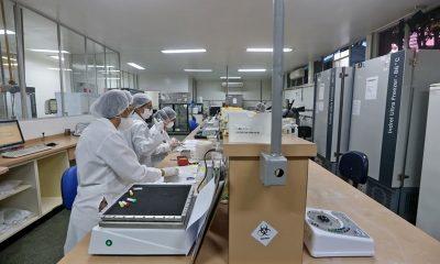 Bahia soma 4.466 casos confirmados de coronavírus e 161 óbitos