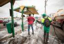 Governo intensifica higienização em locais públicos de Vila de Abrantes