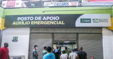 Pontos de apoio e consulta do auxílio emergencial retomam funcionamento na próxima semana