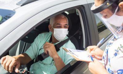 Taxistas ainda podem retirar Vale Cesta Básica segunda-feira